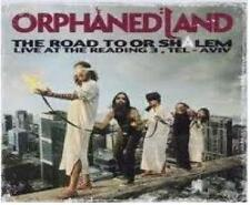 """Orphaned land """"The Road To Or Shalem"""" CD ( FREE SHIPPING)"""