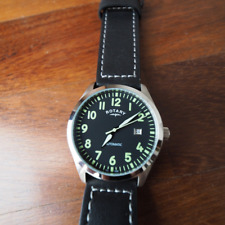 Orologio Rotary automatic military  Watch gs00659/19  LIKE NEW militare