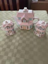 Lenox village Tea Set