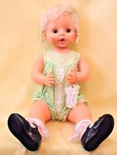Vintage 1969 HORSMAN THIRSTY WALKER TALL GIRL DOLL 27 IN.