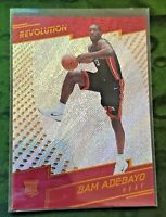 2017-18 Bam Adebayo Panini Revolution Rookie RC #135, Miami Heat