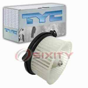 TYC Front HVAC Blower Motor for 1991-1999 Toyota Tercel Heating Air yd