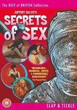 Secrets Of Sex aka Bizarre 1970 DVD