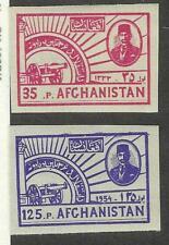 AFGHANISTAN 421-422