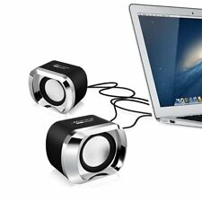 Computer Speakers BeBomBasics SP20 Usb 2.0 Multimedia Small Speaker with Stereo