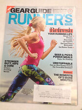 Runner's World Magazine Jordan Hasay May 2017 062717nonr