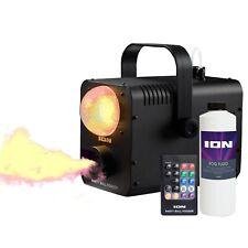 Halloween Smoke Fog Haze Machine w LED Light Effect Fluid and Wireless Remote