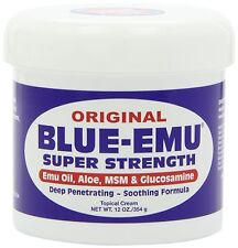 Blue Emu Original Analgesic Cream, 12 Ounce, New, Free Shipping