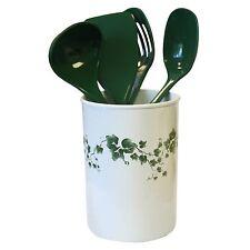 Corelle CALLAWAY 5 Piece Utensil Set New Dining Kitchen Melamine Dishwasher Safe
