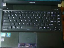 Toshiba Portégé R930 Ultrabook Core i5-3320M 2.6GHZ 4GB 120GB HDMI Webcam WIN-10