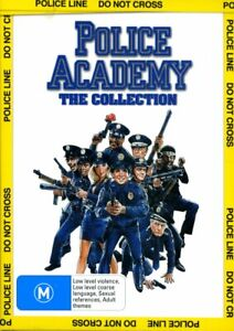 Police Academy - The Collection - DVD - Region 4