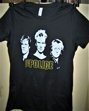 The Police Pre Worn T-Shirt Size Small Sting Very Cool