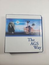 American Gem Society 6 Booklets and DVD Membership Manual Book The AGS Way