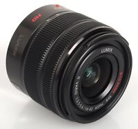 Panasonic Lumix G Vario 14-42mm f3.5-5.6 II ASPH. MEGA OIS UK NEXT DAY DELIVERY