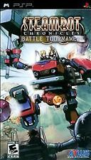 Steambot Chronicles Battle Tournament (Sony PSP, 2009)UMD ONLY