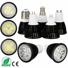GU10/MR16/GU5.3 Dimmable LED Spot Lights Bulbs Epistar Lamp 3W 6W 9W 10W 12W 15W