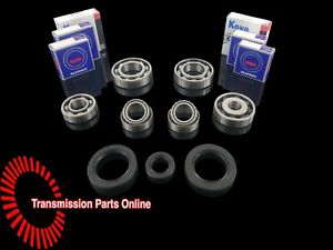 Suzuki Alto SZ 2009 > 1.0 Gearbox Bearing & Seal Repair Kit