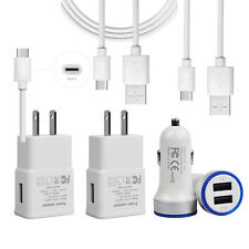 Fast Car Wall Charger Power Cable Cord for Samsung Galaxy Note 9 8 S10 S9 S8 A9s