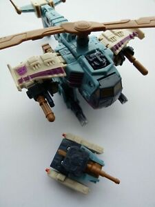 Transformers Armada Cyclonus w/ Crumplezone