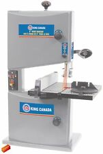 "King Canada Tools KC-902C 9"" NINE INCH WOOD BANDSAW WITH LASER KC902C BLADE INC"
