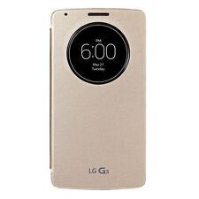 Metallic Mobile Phone Flip Cases for LG G3