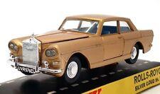 Dinky Toys Original 12cm Long Diecast 127 - Rolls Royce Silver Cloud III - Gold