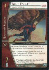 Marvel VS CCG - The Avengers - Blue Eagle #47 Foil