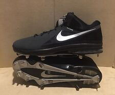 New Nike Air Max Flywire Elite 3/4 Metal Baseball Cleats #524957-001 Size 14
