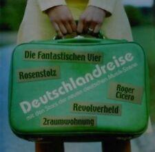 Deutschlandreise (2007) Söhne Mannheims, Laith Al-Deen, Rosenstolz, Ina M.. [CD]