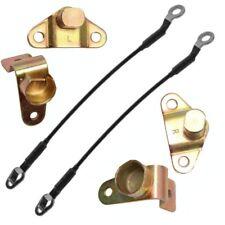 Tailgate Hinges Cables Repair Kit for 99-06 Silverado GMC Sierra 1500 2500 3500