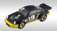 Spark Porsche 911 3.0 RSR #51 Bob Wollek 1974 1/18