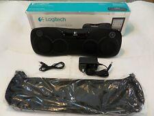 * NEW WOPEN BOX* Logitech Wireless Boombox 984-000181 Bluetooth Portable Speaker