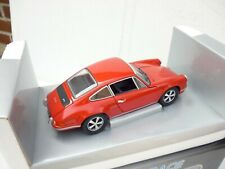 Universal Hobbies Eagles Race 1:18 Scale 1973 Porsche 911 S Red 2.4L NM BOX