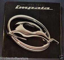 2002 Chevrolet Impala Catalog Sales Brochure LS Excellent Original 02