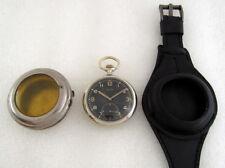 ZENITH D.8409466H. Wehrmacht German Army WWII Vintage 1939-1945 Swiss Mens Watch
