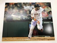 Houston Astros Marwin Gonzalez Signed 8x10 Photo C Minnesota Twins