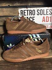 Adidas Originals Beckenbauer Classico Marrone Stile Retro