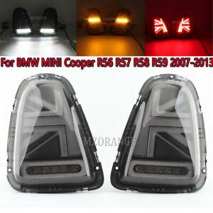 LED Rear Tail Light Brake Lamp For BMW MINI Cooper R56 R57 R58 2007-2012 2013