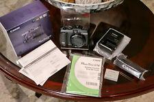 Canon PowerShot G16 12.1MP Digital Camera - Black Charger Strap Battery Box