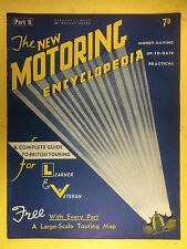 The NEW MOTORING ENCYCLOPEDIA - 1936 - Part 9 - Diatto - Diesel Engine - Diff