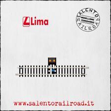 HORNBY LIMA R8206 BINARIO DRITTO PRENDICORRENTE 168 MM