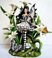 Symphony of Flowers  Nene Thomas Flower Fairy  Figurine