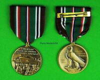WWII European Theater Campaign Medal Europe African Middle Eastern Made in USA