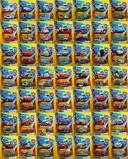 Disney Pixar Cars Vehicles Mattel 1:55 Lenticular Eyes, Diecast Autos Modellini
