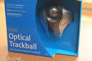 Kensington Orbit Optical Trackball Mouse USB 64327