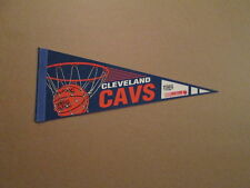 NBA Cleveland Cavaliers Vintage LENS CRAFTERS Pennant