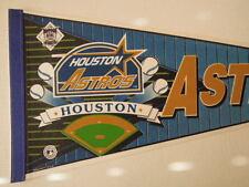 Houston Astros Baseball Full Size 30 Inch Pennant