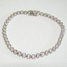 Armband Silber 925 Tennisarmband Sterlingsilber Silberarmband Zirkonias