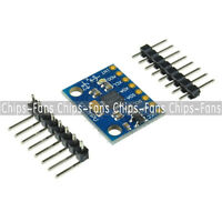 1/2/5/10PCS MPU-6050 IIC I2C 3 Axis Gyroscope+Accelerometer fr Arduino MPU 6050T