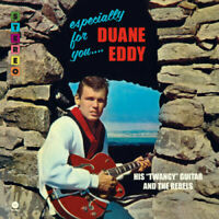 Eddy- Duane & The Rebels	Especially For You + 2 Bonus Tracks (New Vinyl)